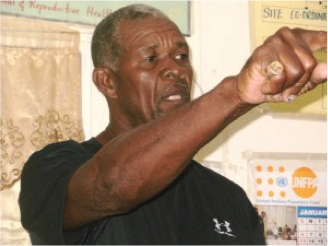 Keith Myers heads Berbice basketball after elections