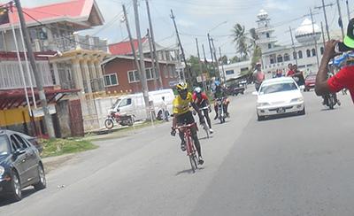 Crawford Shines At Phagwah 40-miler In Berbice
