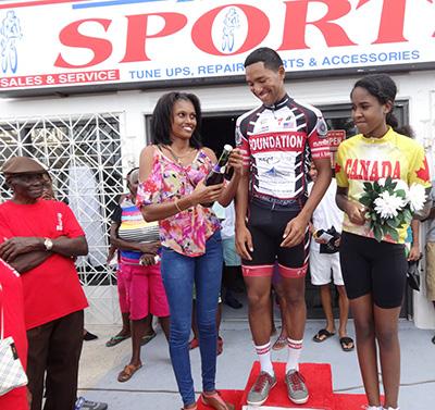 Williams wins 50-miler in Berbice