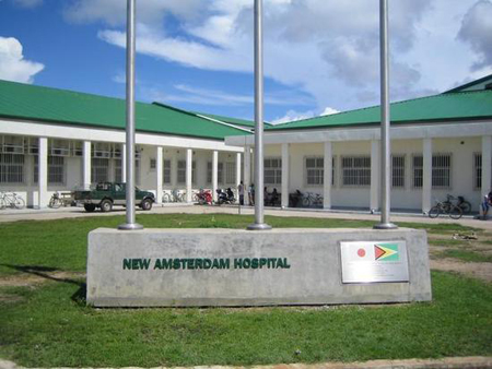 Drug shortage hits Berbice hospitals