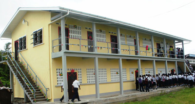 The Berbice High School